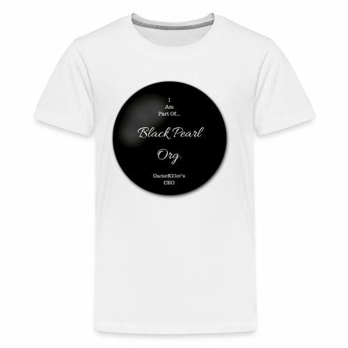 Black Pearl - Kids' Premium T-Shirt