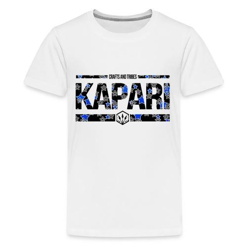 Crafts and Tribes - Kapari - Kids' Premium T-Shirt