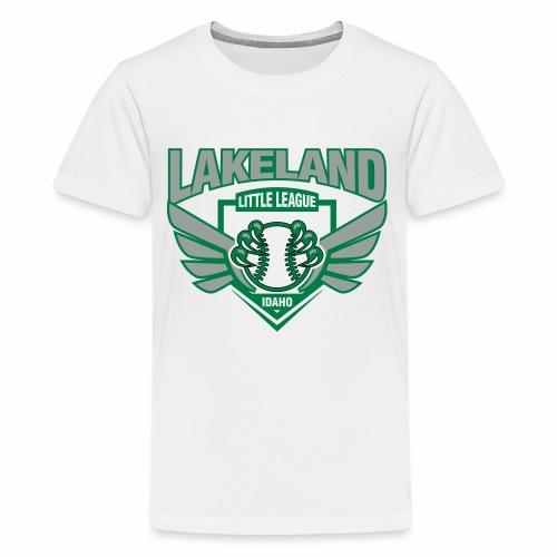 525fe23b8b lakeland bw - Kids' Premium T-Shirt