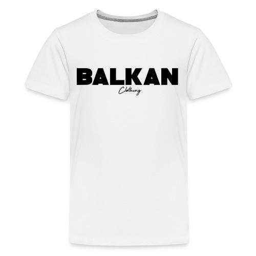 Original Balkan Clothing. Logo - Kids' Premium T-Shirt