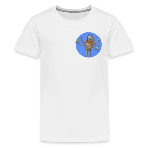 Robot GitLab CI/CD - Kids' Premium T-Shirt