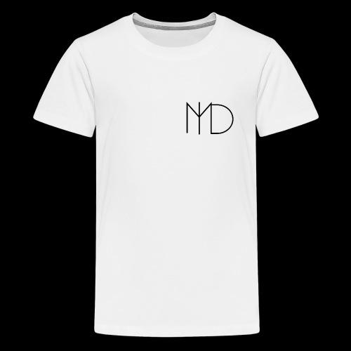 MLD Logo Classique - T-shirt premium pour ados