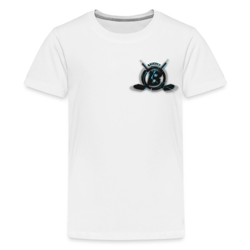 baueryt chest logo - Kids' Premium T-Shirt
