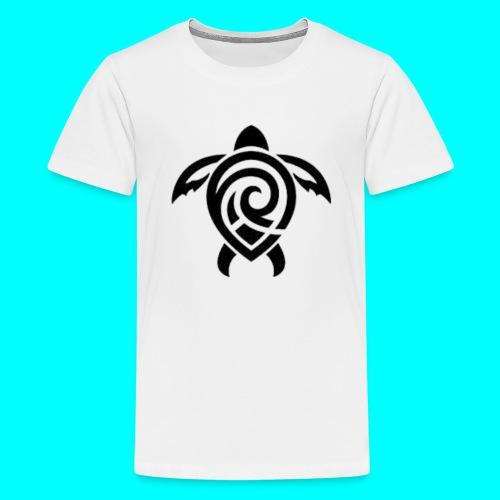 Snorkel Suad Turtle - Kids' Premium T-Shirt