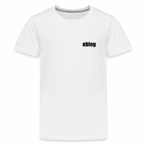 nblog - Kids' Premium T-Shirt