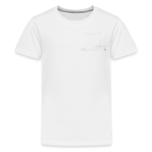01 rocketpants01 merch - Kids' Premium T-Shirt
