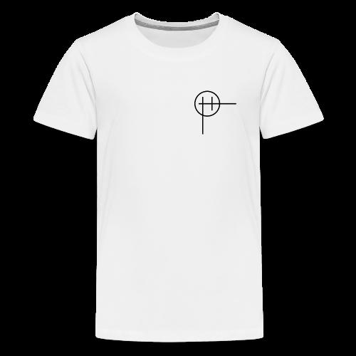 Classic Harris Logo Black - Kids' Premium T-Shirt
