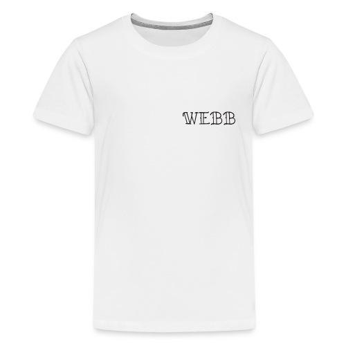 Logomakr 1t8fvP - Kids' Premium T-Shirt