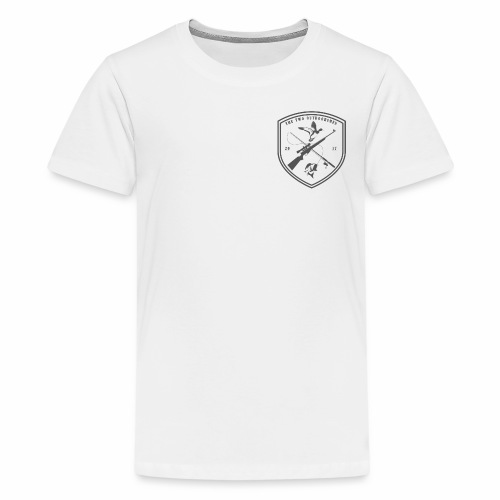 The Two Outdoorsmen Logo Tee - Kids' Premium T-Shirt