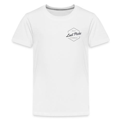 Last PIcks Logo - Kids' Premium T-Shirt