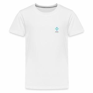 Healed by the Cross Psalm 103:1-3 - Kids' Premium T-Shirt