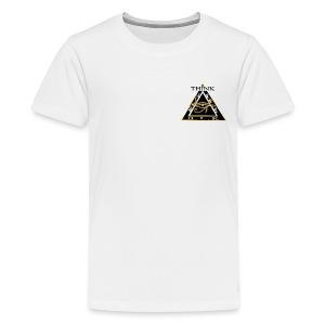 Think B.L.K. (The Vision W/in) - Kids' Premium T-Shirt