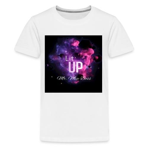 MVP Boss Lit Up Gear - Kids' Premium T-Shirt