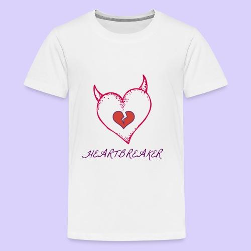 Heart Breaker - Kids' Premium T-Shirt