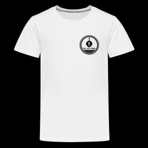 Cast Iron Mafia Soldier Logo - Kids' Premium T-Shirt