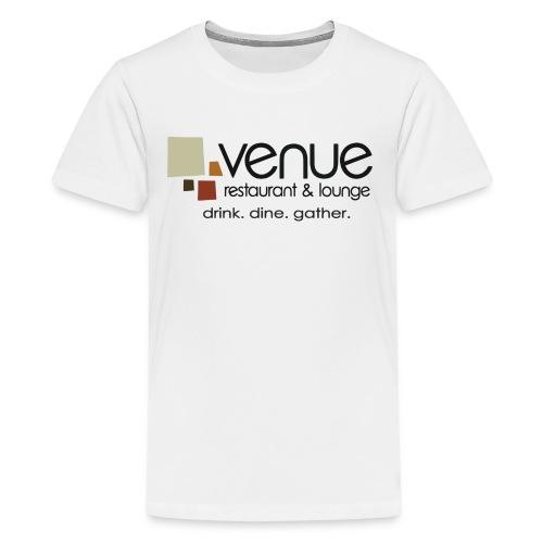 VenueLogo - Kids' Premium T-Shirt