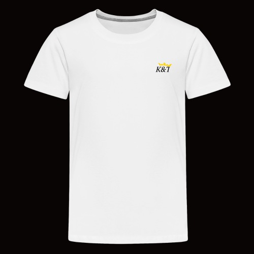 K & T's - Kids' Premium T-Shirt