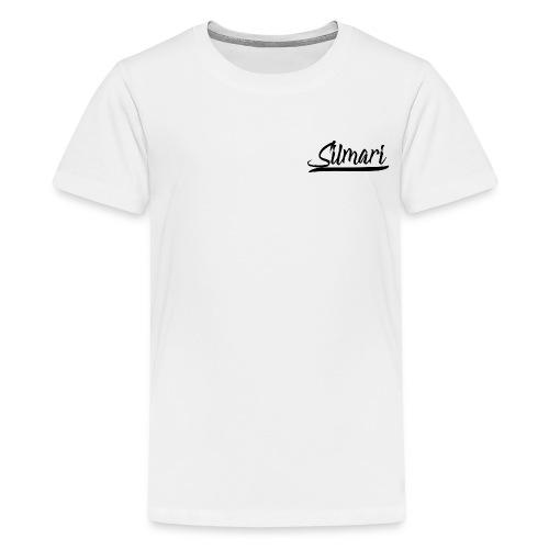 Silmari Signature Logo - Kids' Premium T-Shirt