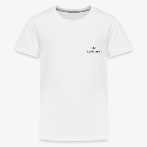 The Lurkster's merch - Kids' Premium T-Shirt