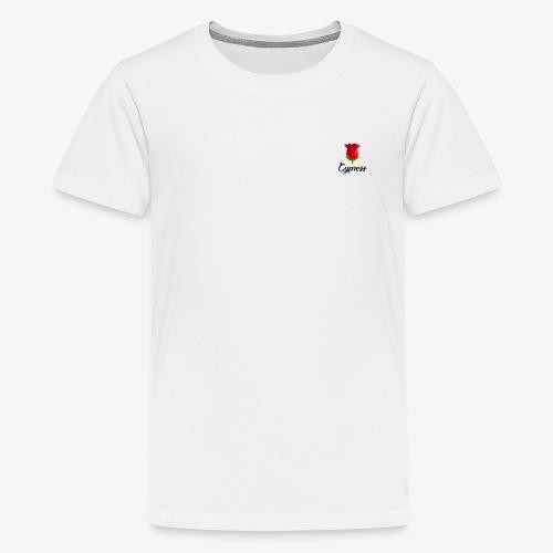 Cypress Rose Logo - Kids' Premium T-Shirt