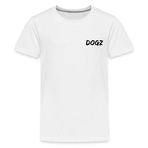 Dogz logo - Kids' Premium T-Shirt