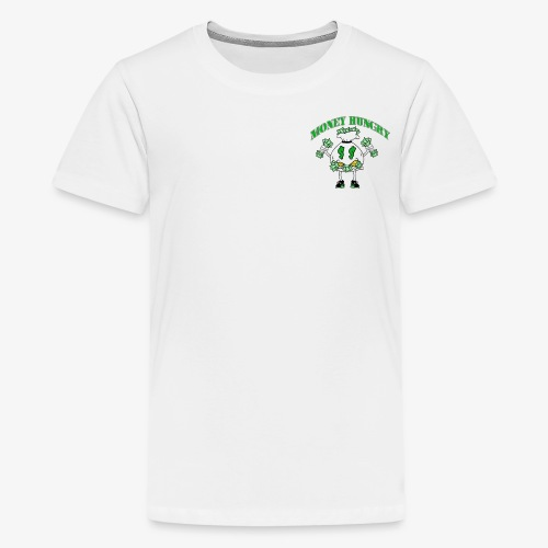 Money Hungry - Kids' Premium T-Shirt