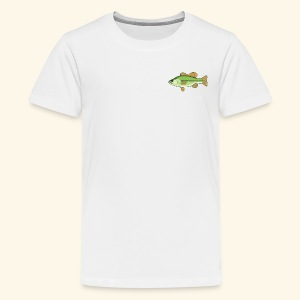 fishkinger t-shirt - Kids' Premium T-Shirt