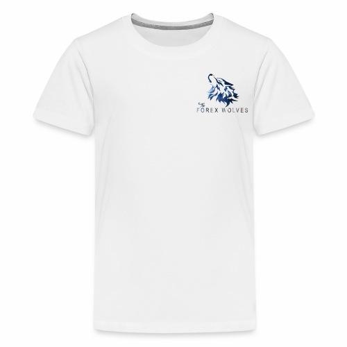 The Forex Wolves - Kids' Premium T-Shirt