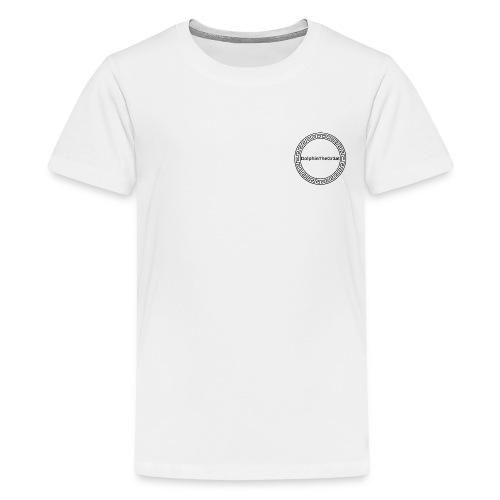 Simple Logo - Kids' Premium T-Shirt