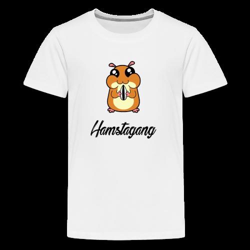 Hamstagang Black - Kids' Premium T-Shirt