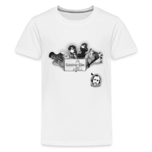 Motivo Cumshot Clan - Kids' Premium T-Shirt
