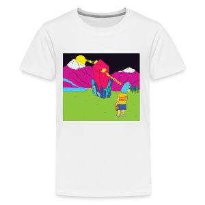 Overhang EP Merchandise - Kids' Premium T-Shirt