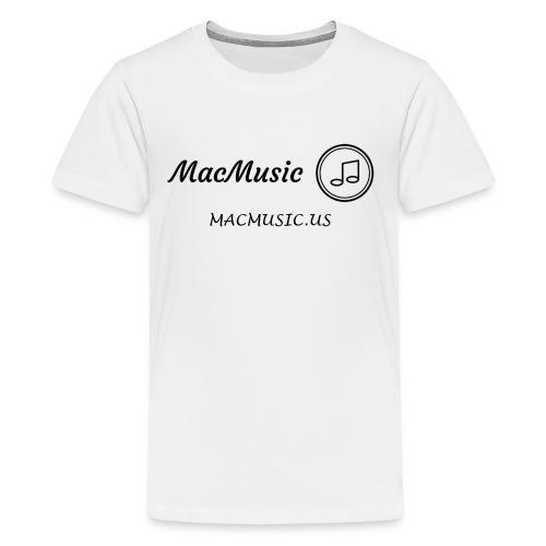 MacMusic - Kids' Premium T-Shirt
