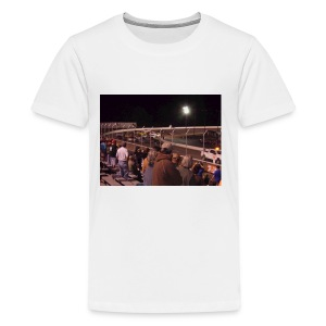 super cup stock car series 2017 - Kids' Premium T-Shirt