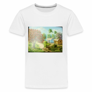 Country Side - Kids' Premium T-Shirt