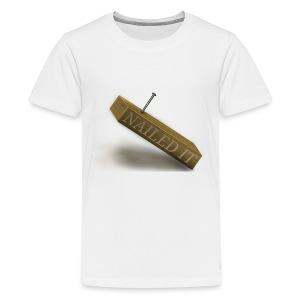 Nailed it - Kids' Premium T-Shirt