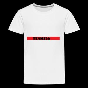 TEAM256 Official Logo - Kids' Premium T-Shirt