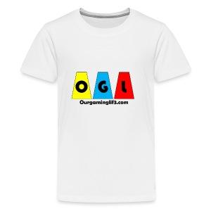 OGL big - Kids' Premium T-Shirt