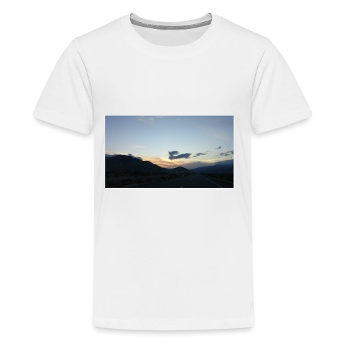 On the road again - Kids' Premium T-Shirt
