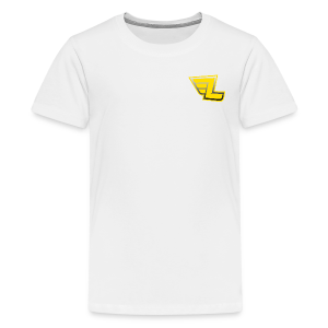 LuxxGang Gold Edition - Kids' Premium T-Shirt