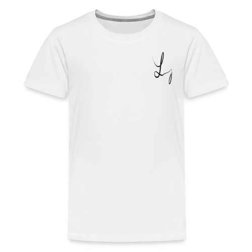 LIKI LULGJURAJ SIGNATURE DESIGN - Kids' Premium T-Shirt