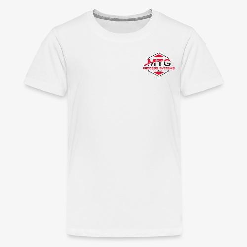 Red & Black Logo - Kids' Premium T-Shirt