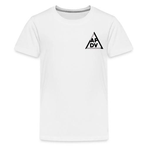 APDV TRI DESIGN - Kids' Premium T-Shirt