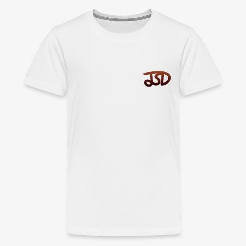 jake snake drawing symbol - Kids' Premium T-Shirt