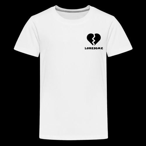 LONESOME HEART - Kids' Premium T-Shirt
