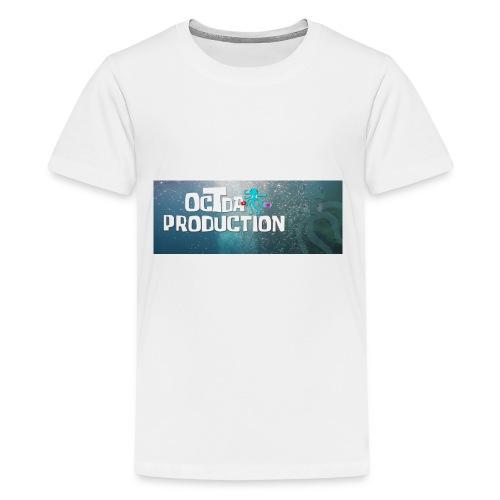 OctdaBanner - Kids' Premium T-Shirt