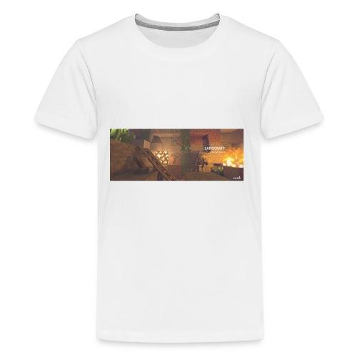 Old logo - Kids' Premium T-Shirt