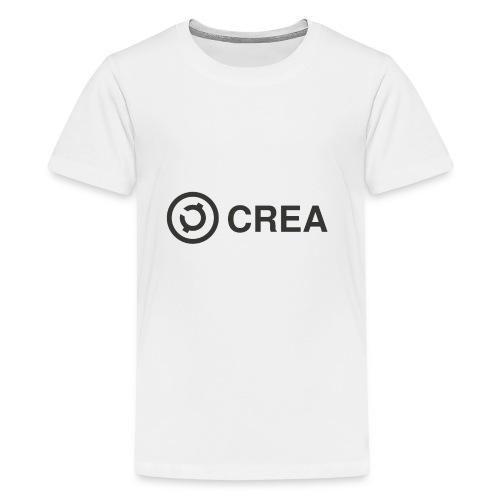logo + CREA - Kids' Premium T-Shirt