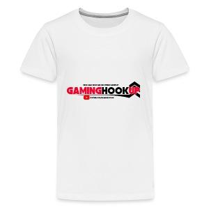 GamingHookup.com Merch! - Kids' Premium T-Shirt