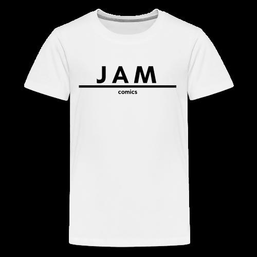 JAM comics logo. - Kids' Premium T-Shirt